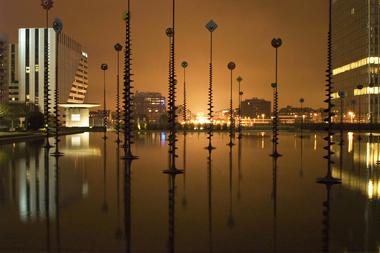 Titre: Paris - La Défense en Lumière, Artiste: Isabelle Schmitt - Paris