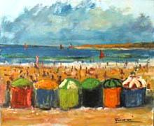Titre: Bretagne, Artiste: FARAONI, Gaston-Luciano