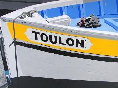 Titre: Toulon, Artiste: Dumont, Michel