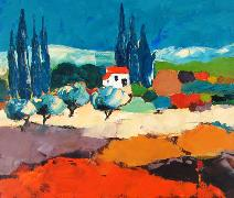 Titre: Provence, Artiste: Maréchal , Marie-Ange