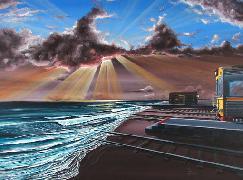 Titre: An Inside Miracle, Artiste: Lamboray, Olivier