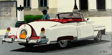Titre: La Havane XIII, Artiste: Du Planty, Anne