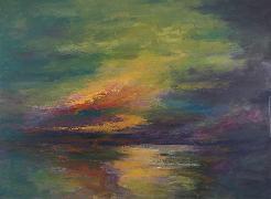 Titre: Mer du Nord 1, Artiste: Stefanovic, Konstantin