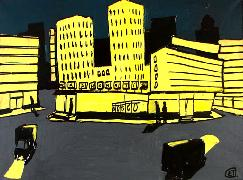 Titre: City by night 1, Artiste: Tornado, Eddy