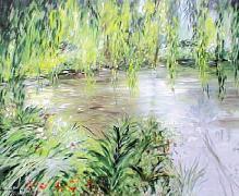Titre: Festival de Monet 5, Artiste: Van Landeghem, Joelle