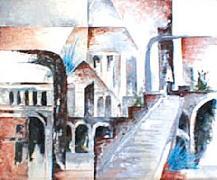 Titre: Architecture 2, Artiste: Keuller, Olivier