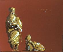 Titre: Sahara 4, Artiste: MEISSONNIER, Didier