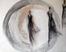 Titre: Ode à la danse 1, Artiste: Van Vaerenbergh, Carine