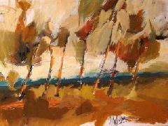 Titre: Automne, Artiste: Collienne, René