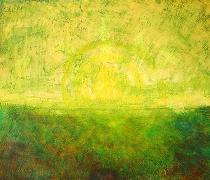 Titre: Horizon 1, Artiste: Barbé , Violette