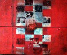 Titre: Les Rangs, Artiste: Cloes , Philippe