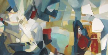 Titre: Improvisation, Artiste: Collienne, René