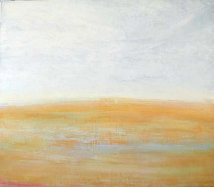 Titre: Horizon 2, Artiste: Barbé , Violette