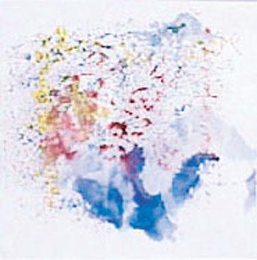 Titre: Grafitti, Artiste: Brulard, Jacqueline