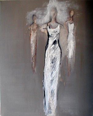 Titre: Ode à la danse 4, Artiste: Van Vaerenbergh, Carine