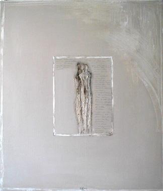 Titre: Absence, espérance, Artiste: Van Vaerenbergh, Carine