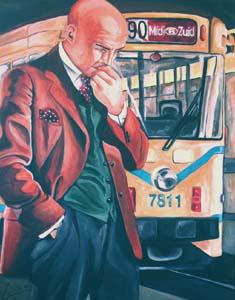 Titre: Tram 90, Artiste: Marcolli, Livio