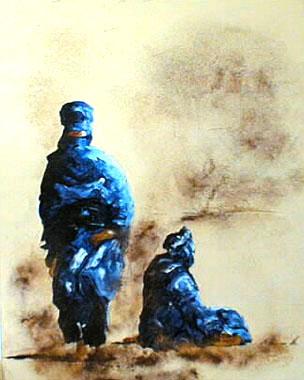 Titre: Horizon, Artiste: MEISSONNIER, Didier
