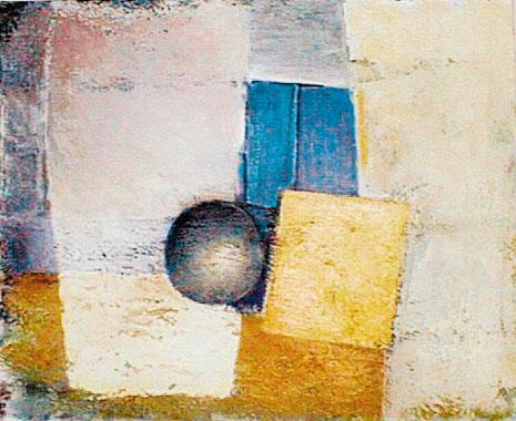 Titre: Composition, Artiste: Minette, Monique