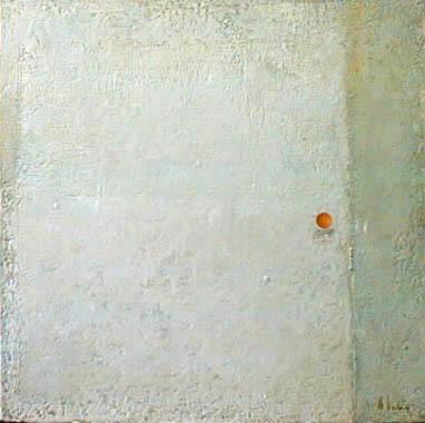Titre: Vision blanche, Artiste: Minette, Monique
