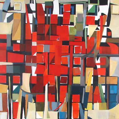 Titre: The world's puzzle, Artiste: Collienne, René