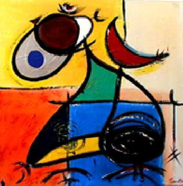Titre: Bozo, Artiste: PERROTTE,