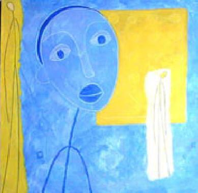 Titre: Bleu Afrique, Artiste: Piaf,