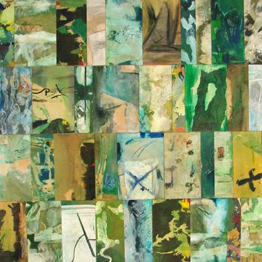 Titre: Vert 2M, Artiste: PIGNAT, Armande