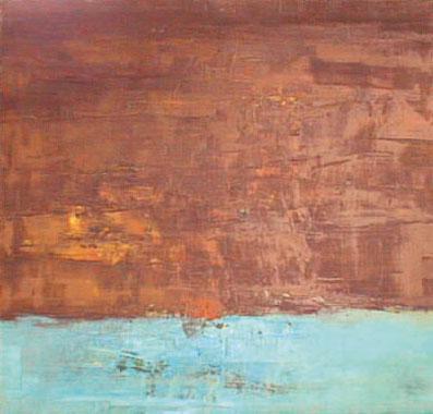 Titre: Horizon 3, Artiste: Belluzzo, Antonio