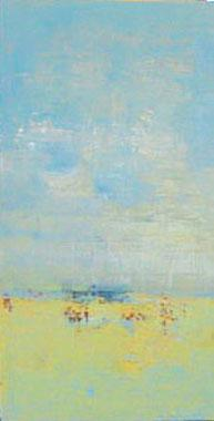 Titre: Horizon 9, Artiste: Belluzzo, Antonio