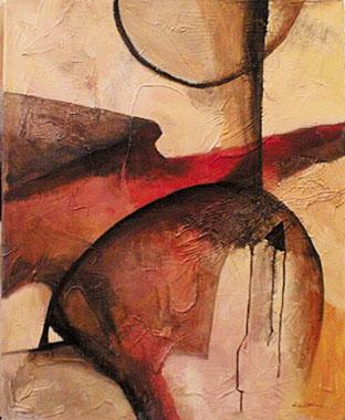 Titre: Lava and light I, Artiste: Johnson, Sandee Shaffer
