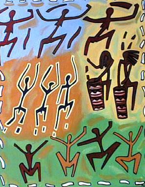 Titre: La libération, Artiste: Vuylsteke, Myriam