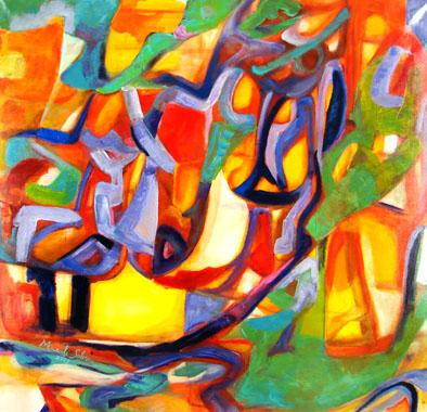 Titre: Mutation, Artiste: Salerno, Mariele