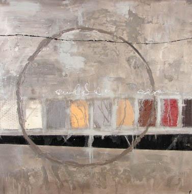 Titre: Le Cercle de la Vie I, Artiste: Van Rompuy, Greet