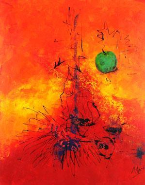 Titre: Pomme, Artiste: Celestri, Monique