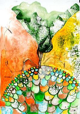 Titre: Mauritania, Artiste: Rakowitz , Emilie