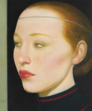 Titre: Pale figure, Artiste: LAURENZI, Paul