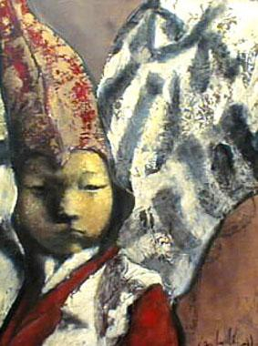 Titre: Tulku Lama, Artiste: Hugo, Isabelle