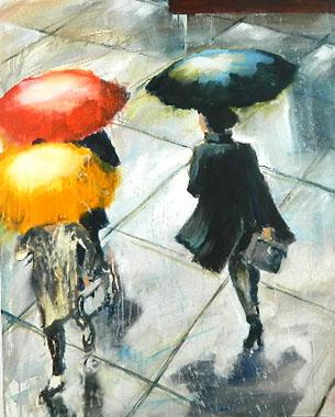 Titre: Citywalk, Artiste: Andreev, Serguei