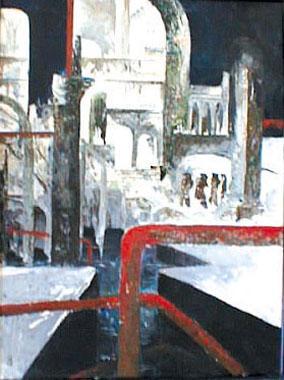 Titre: Monks, Artiste: Keuller, Olivier