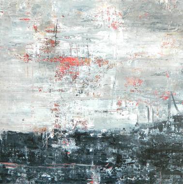 Titre: Horizon 20, Artiste: Belluzzo, Antonio