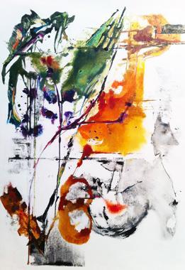 Titre: Matières vivantes, Artiste: Lafait Froidure, Mathilde