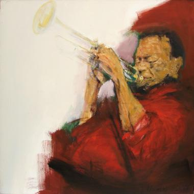 Titre: Miles Davis, Artiste: ABSIL, Hugues