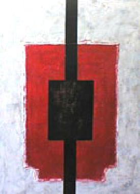 Titre: La détermination, Artiste: BOUVIER, Jacqueline
