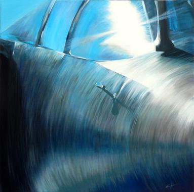 Titre: Arc en ciel, Artiste: Corniolo-Boutin, Catherine