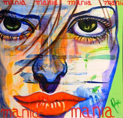 Titre: Mania, Artiste: Rigole, Veronique