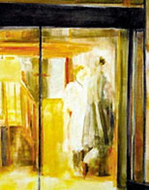 Titre: Rendez-vous 2, Artiste: Maussion-Vinck, Odette