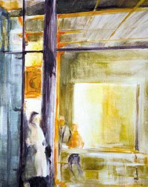 Titre: Rendez-vous 1, Artiste: Maussion-Vinck, Odette
