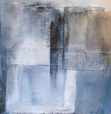 Titre: Métal 02, Artiste: Prignon, Monique