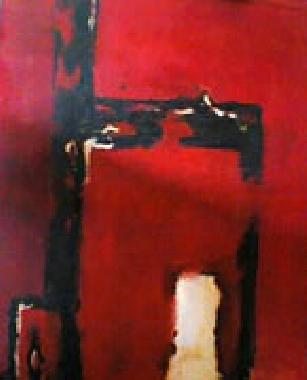Titre: Embrasure, Artiste: DULCAMARA, Julie
